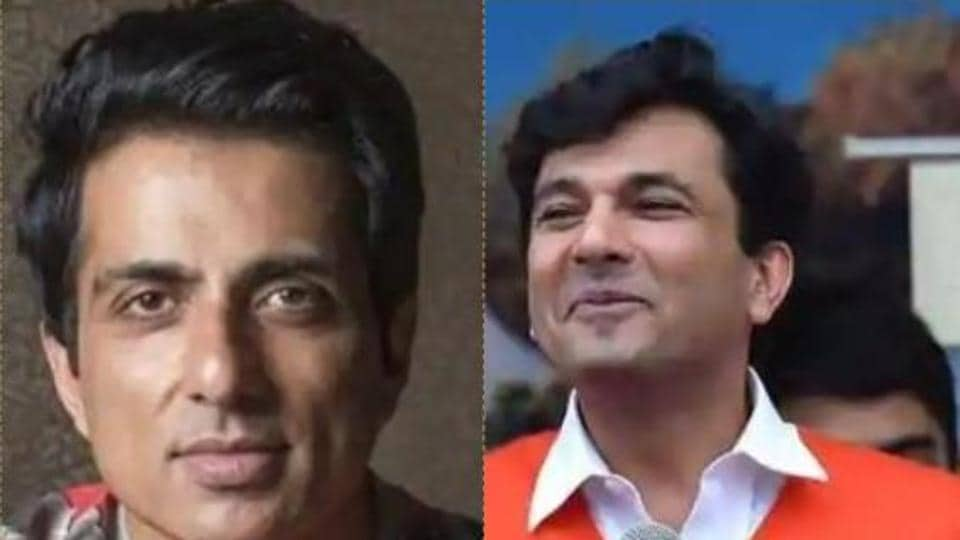 Sonu Sood is happy that Vikas Khanna has named a dish after his home town, Moga.