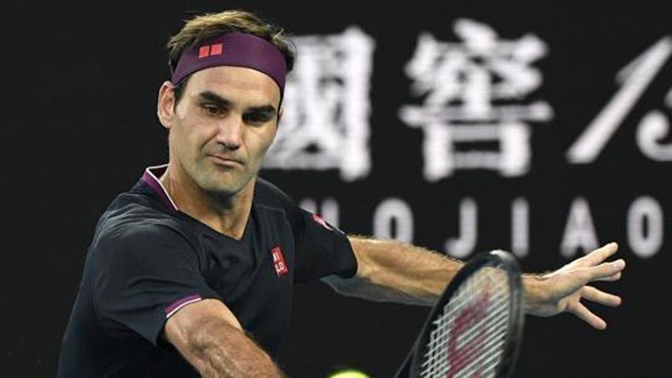 File image of Roger Federer.