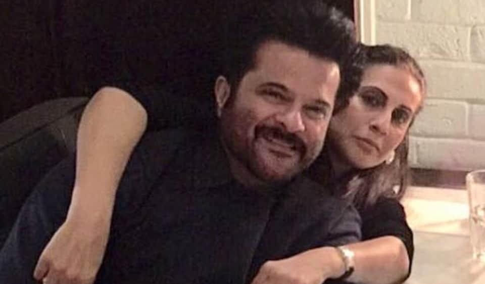 Anil Kapoor and Sunita Kapoor celebrated their 36th wedding anniversary on May 19.