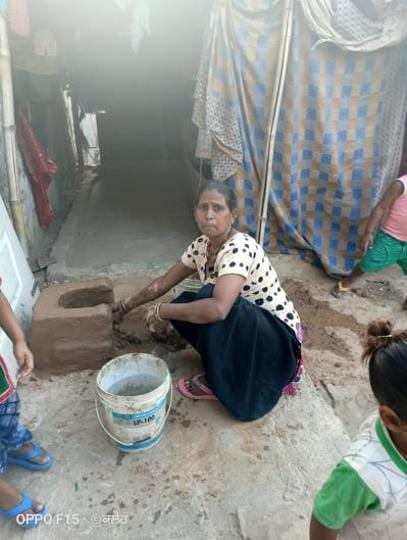 Ankita, who was working as a domestic help in housing societies in Zirakpur