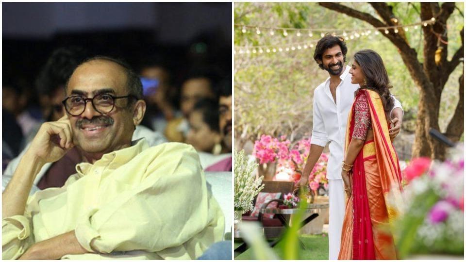 Suresh Babu says Rana Daggubati and Miheeka Bajaj's families will decide the engagement and wedding dates.