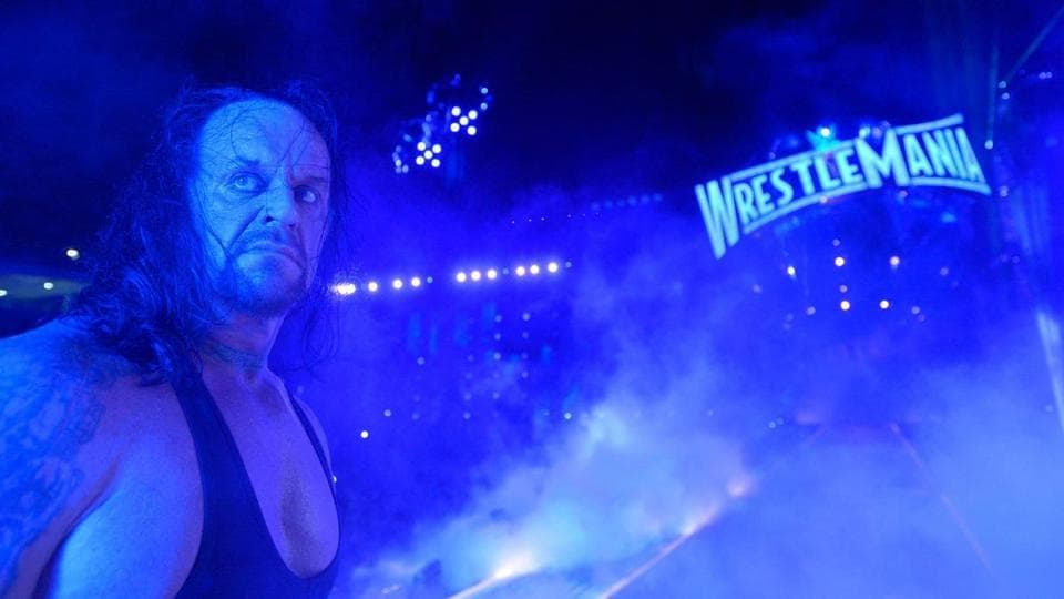 "The Undertaker was done after Wrestlemania 33 but returned the following year to seek ""redemption""."