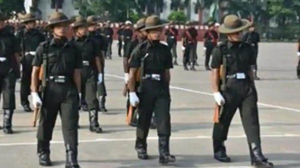 If the proposal is accepted, the army could implement the ToD model - essentially an voluntary internship after military training - on a trial basis for both officers and other ranks in a limited number of vacancies. (Photo @adgpi)