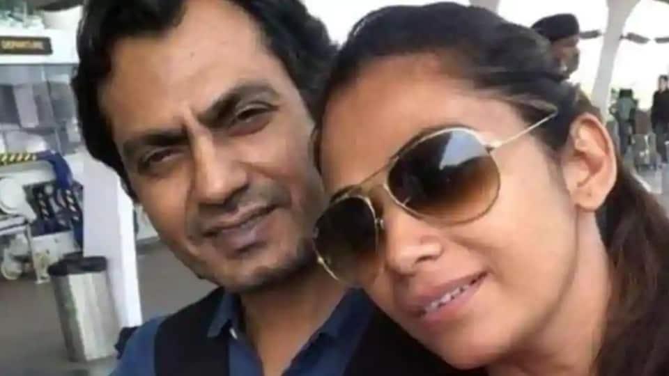 Aaliya Siddiqui sent a divorce notice to Nawazuddin Siddiqui on May 7.