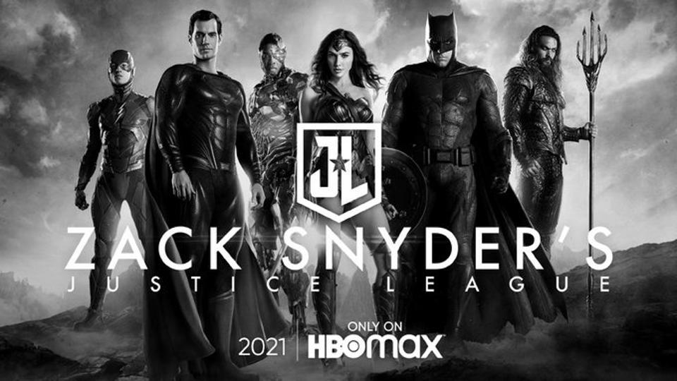 Zack Snyder's Justice League will debut on HBO Max in 2021.