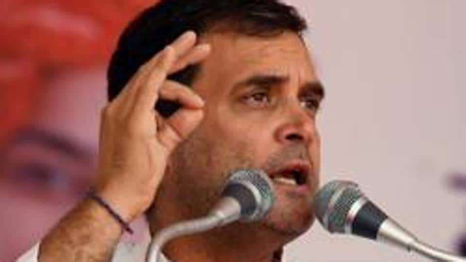Congress leader Rahul Gandhi paid homage to his father and former Prime Minister Rajiv Gandhi on his 29th death anniversary on Thursday