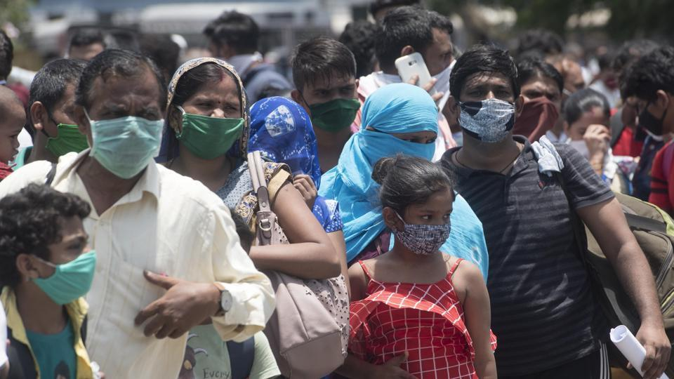 According to officials, the administration is working on arranging transport for the migrants other than Bihar and UP as well.