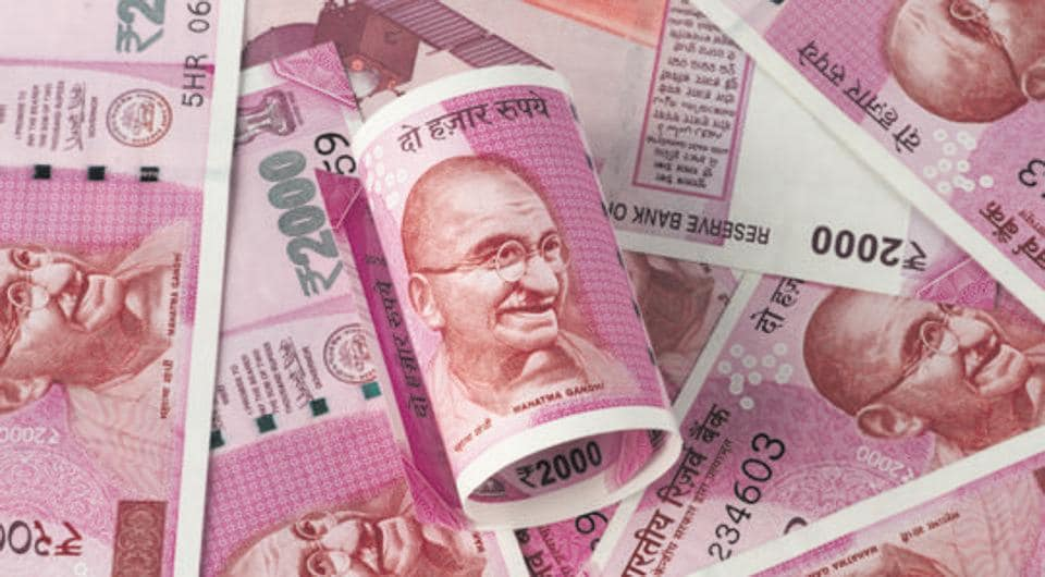 On Wednesday, the rupee had settled at 75.80 against the US dollar.