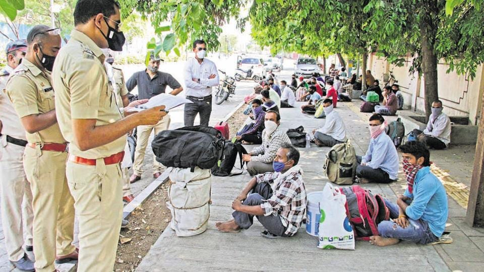 The state government says it is completely focussed on ensuring compulsory quarantine for all returning migrant workers.