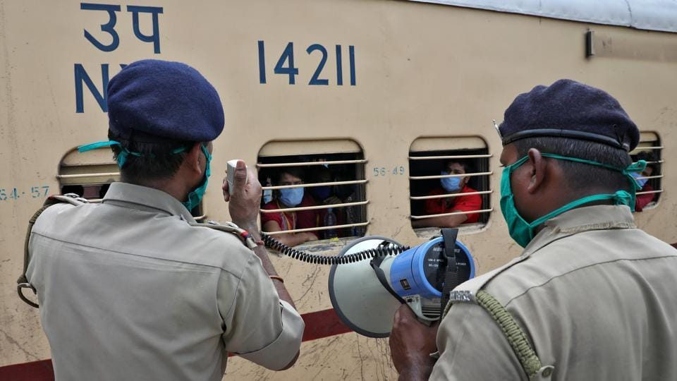 In Rajasthan, 32 police personnel have tested Covid-19 positive to date.