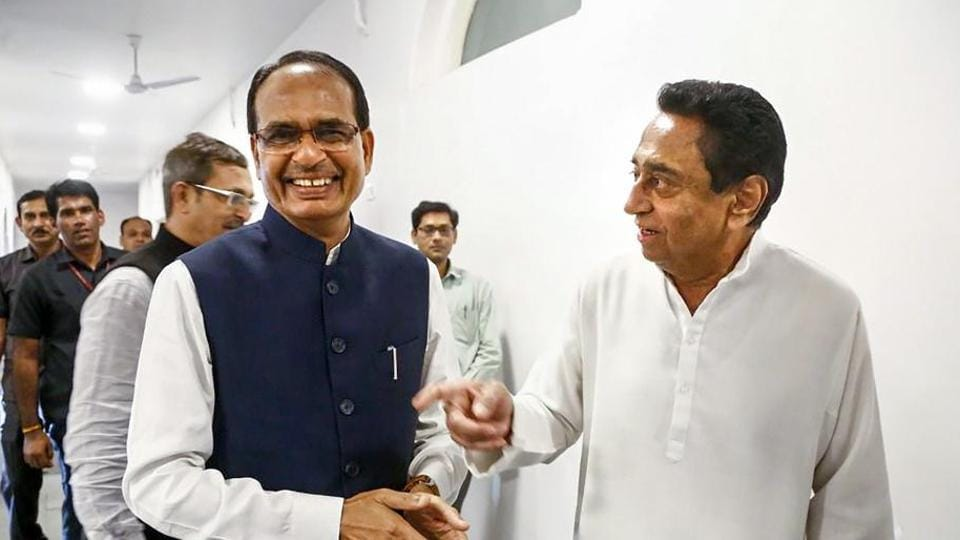 Several Congress leaders had resigned from the Congress, bringing down Kamal Nath government. They later joined the BJP.