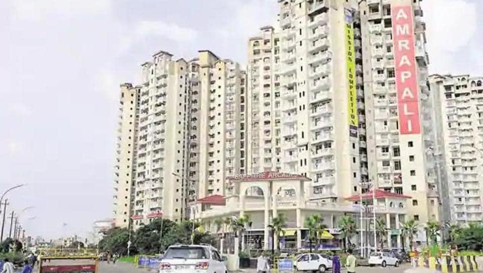 Amrapali group housing project