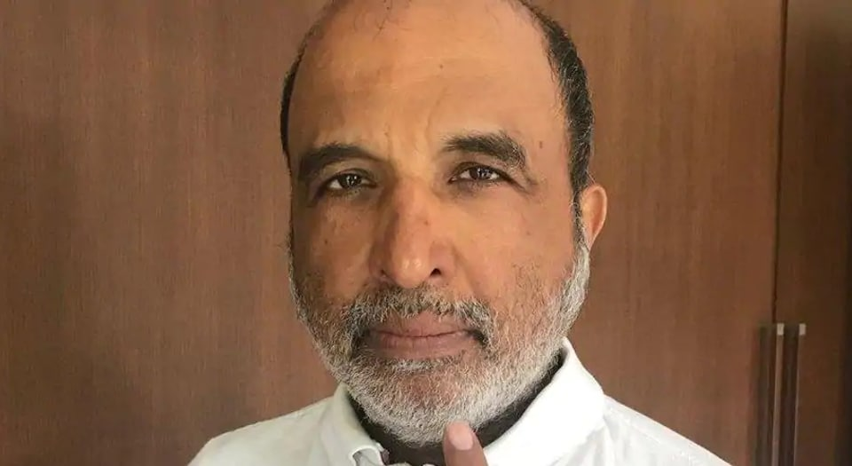 Sanjay Jha's tweet came on a day India reported 6,088 new Covid-19 cases, the second biggest single-day surge in a week.