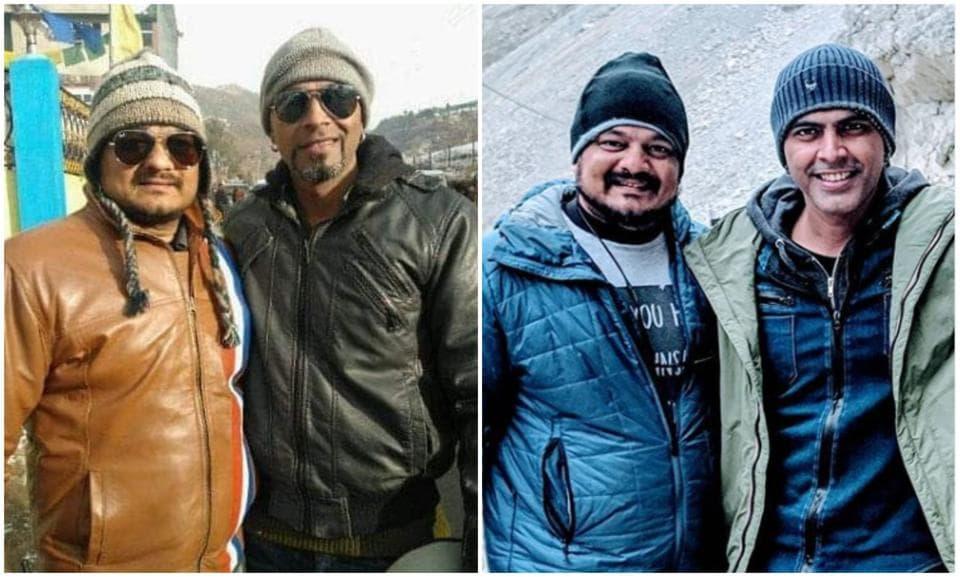 Raghu Ram and Rajiv Lakshman were saddened by the demise of their friend AbdulRauf.