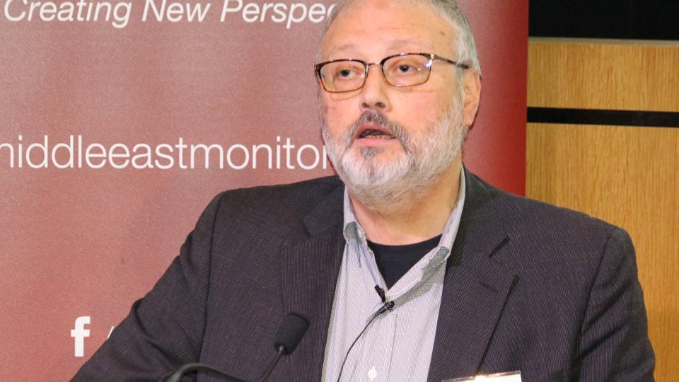 Jamal Khashoggi  was killed and dismembered at the Saudi consulate in Istanbul in October 2018.