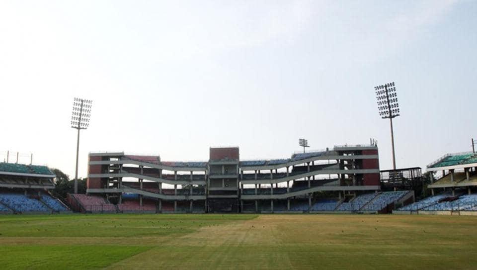 Photo of Delhi's Arun Jaitley Stadium
