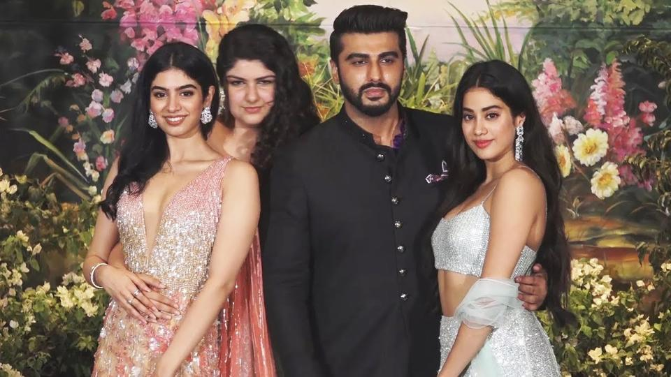 Arjun Kapoor, Anshula, Janhvi and Khushi have all come close since 2018.