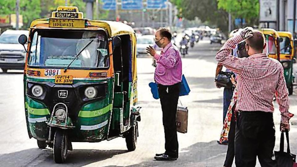 Anand Vihar residents say autos in their area are charging twice or even three times the metered fare.