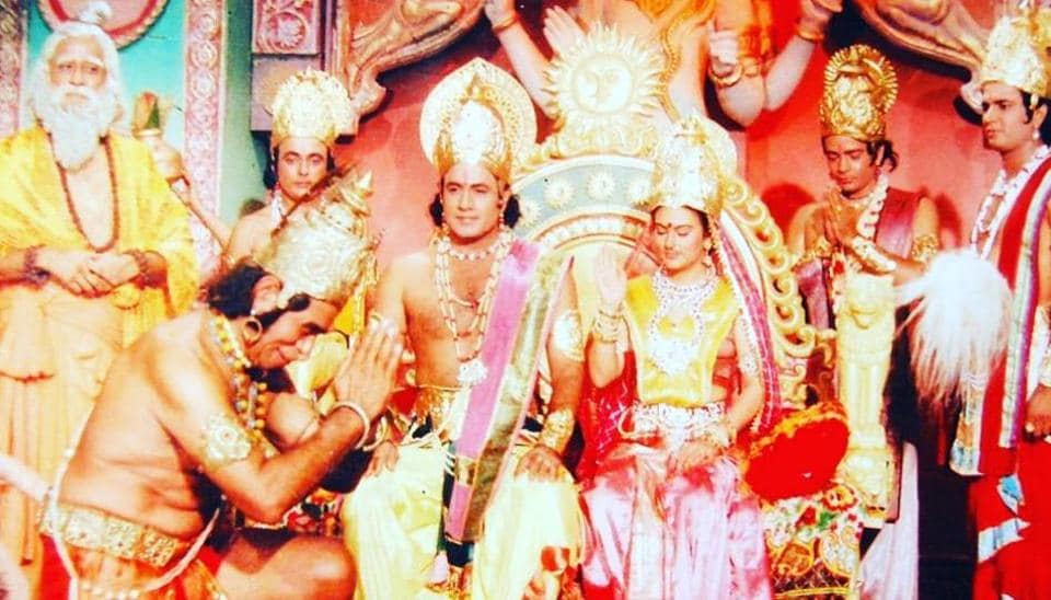 Ramayan : Prasar Bharati CEO says people mocked plan for rerun , asked  Who will watch it  - tv