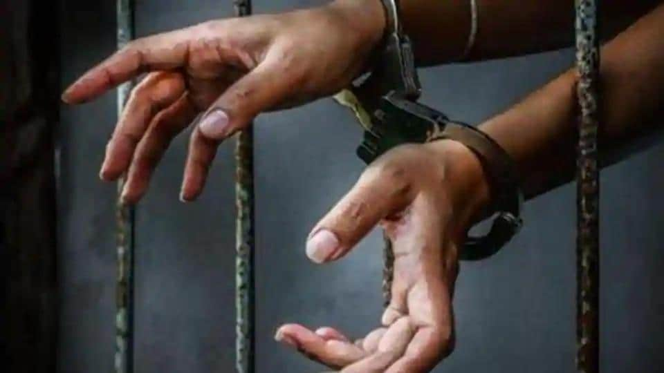 The man has been booked for criminal trespass, attempt to murder and rape, senior officials said.