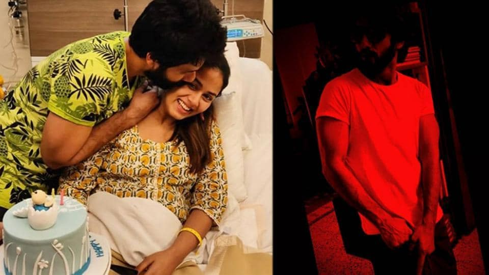 Mira Rajput plays fashion police for Shahid Kapoor, complains about his habit of overloading pockets – bollywood