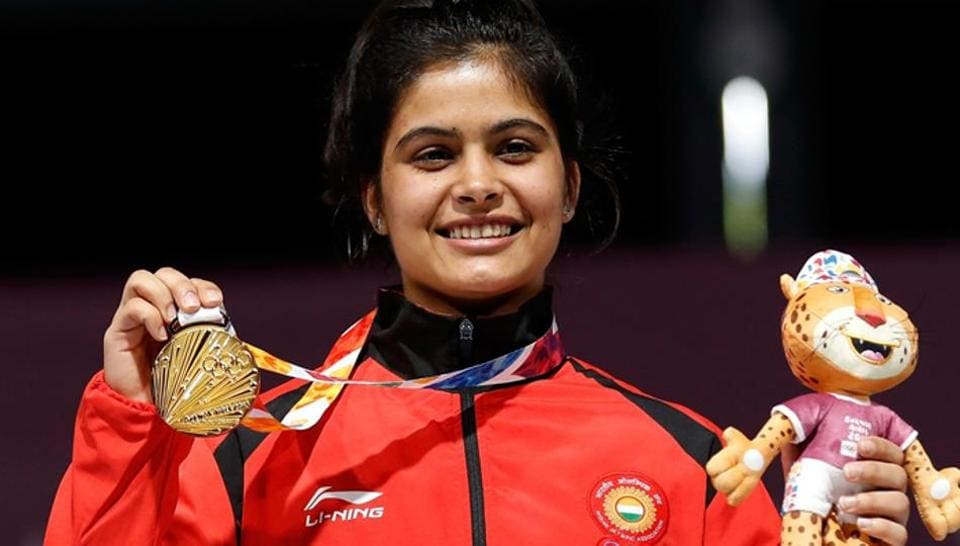 Manu Bhaker is the youngest Indian to win a gold medal at the ISSF World Cup.
