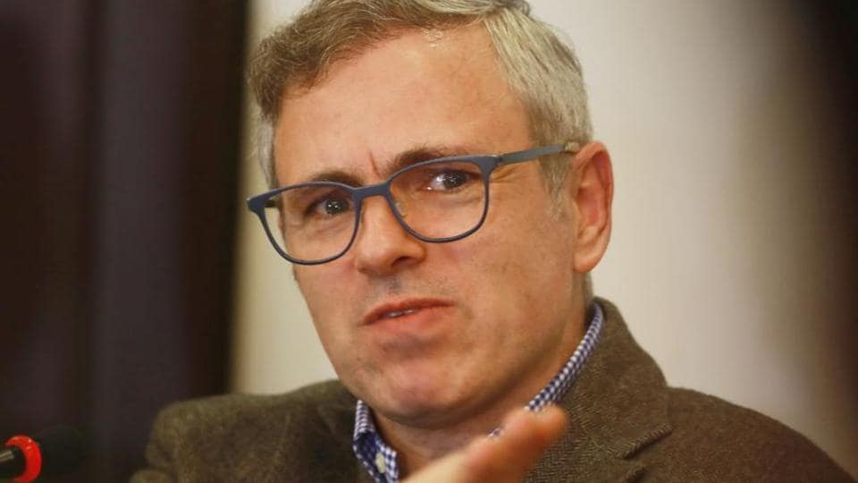 Omar Abdullah  was released from detention in March after seven months