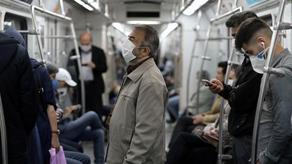 According to health ministry figures, more than than 7,000 have so far died from the pandemic in Iran and more than 130,000 have been infected.