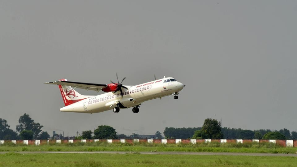 Bookings for the Ludhiana to New Delhi Alliance Air flight (AI-9838) have already started. The flight will operate four days a week: Monday, Tuesday, Thursday and Saturday.