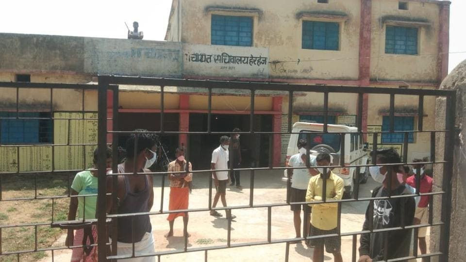 Most fresh positive cases in Jharkhand are detected among migrants returning from other states.