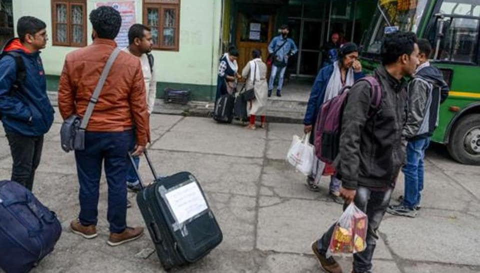 Chief Minister Prem Singh Tamang has been reiterating that the real challenge will start after stranded people and students from Sikkim start returning from other states after the relaxations from the lockdown imposed to fight coronavirus.