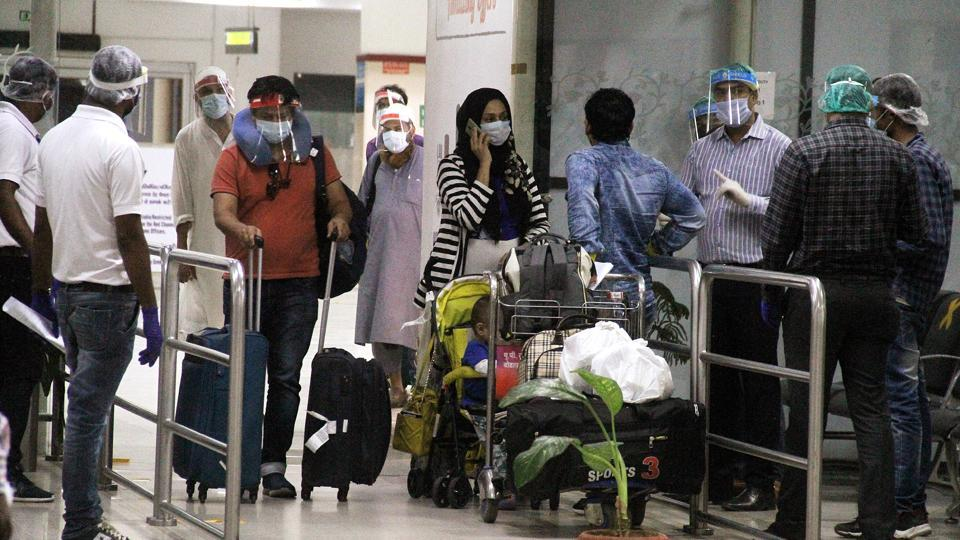 Domestic air travel is set to resume in the country amid coronavirus lockdown 4.0 from Monday.