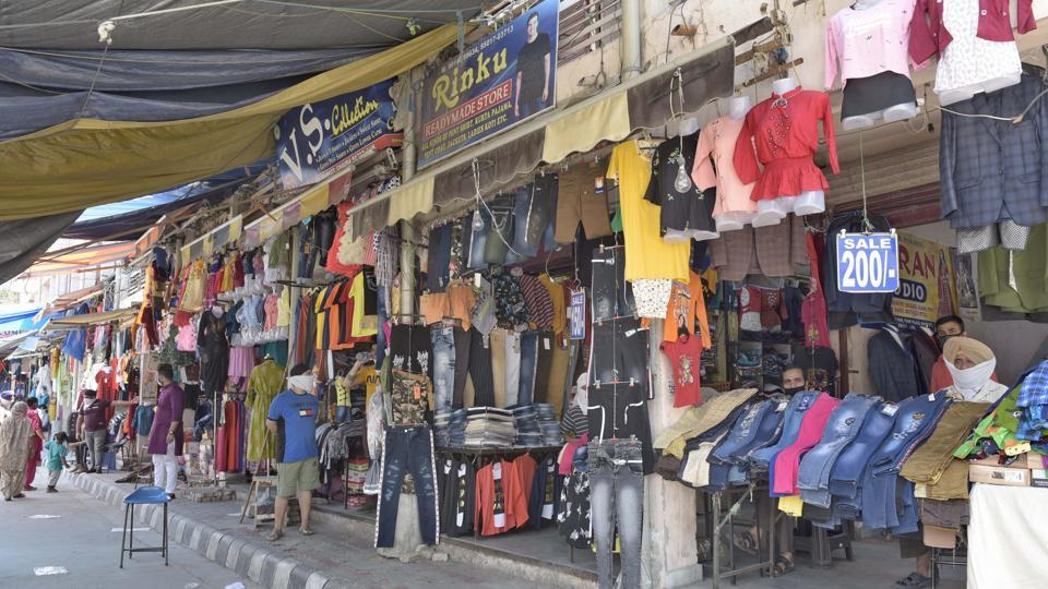 The deputy commissioner said shops and businesses have to strictly follow the guidelines issued by the Punjab government and the health department.