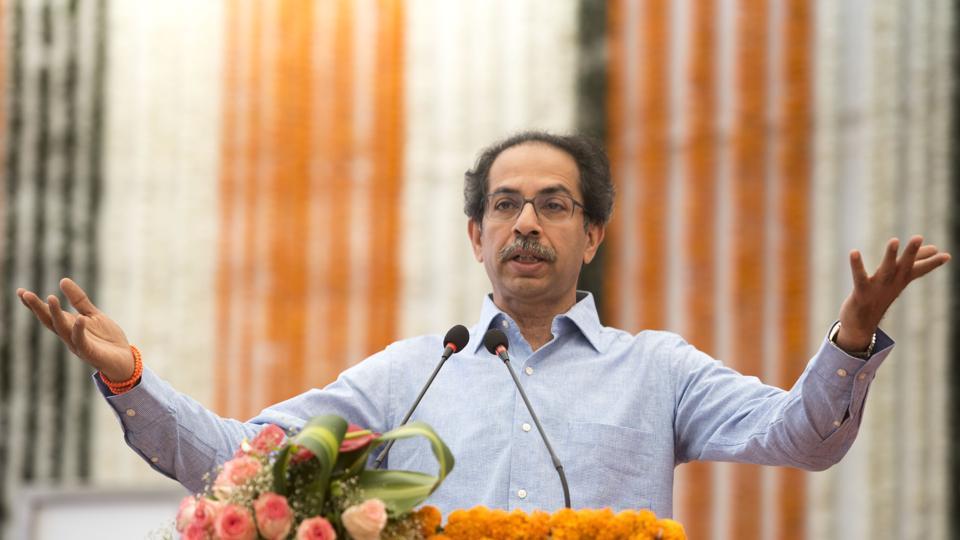File photo: Maharashtra CM Uddhav Thackeray.