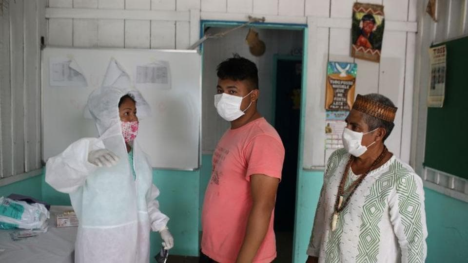 The actual number of cases and deaths is believed to be higher than the official figures disclosed by the government, as the testing capacity of Latin America's largest country still lags.