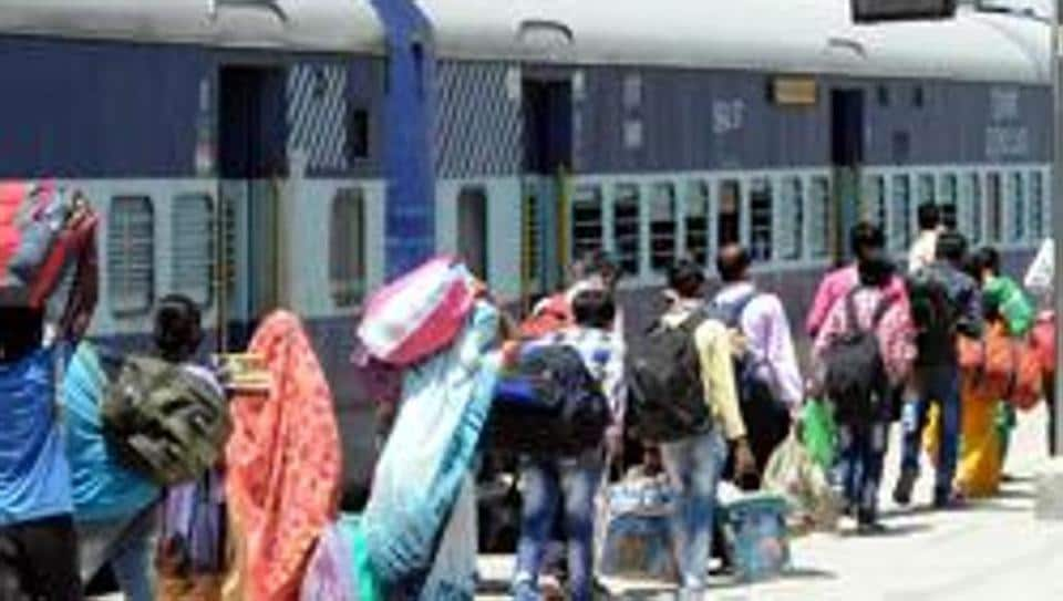 Those who died on board the Shramik Special  trains were  travelling  to different destinations in three separate trains.
