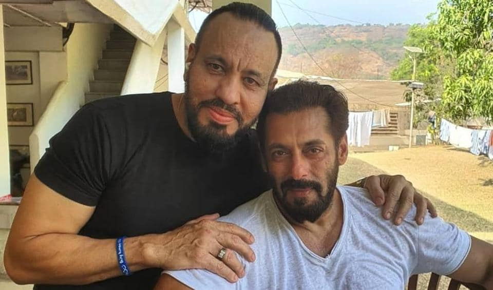 Salman Khan's bodyguard Shera shares photo of his Eid celebrations at Panvel farmhouse – bollywood