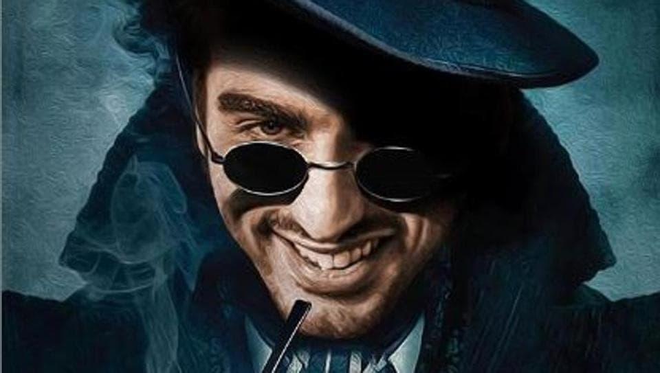 Arjun Kapoor transforms into Robert Downey Jr's Sherlock Holmes in a 'pretty special' artwork