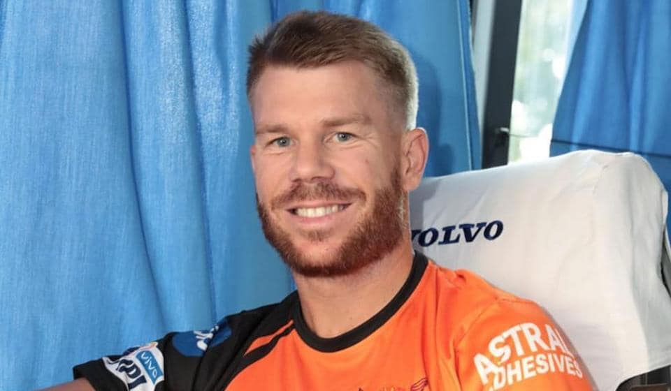 David Warner was reinstated as Sunrisers Hyderabad captain in February
