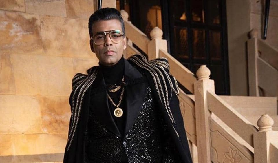 Karan Johar shared the news on Twitter that two members of his household staff have tested positive for Covid-19.