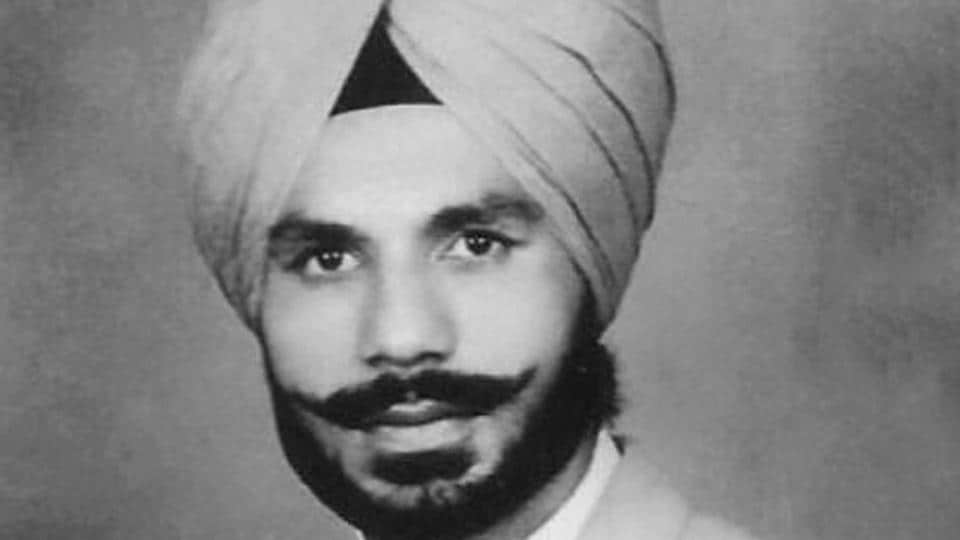 Undated file photo of three-time Olympic gold medalist hockey veteran Balbir Singh Sr, who died on Monday, May 25, 2020, after battling multiple health issues for over two weeks.
