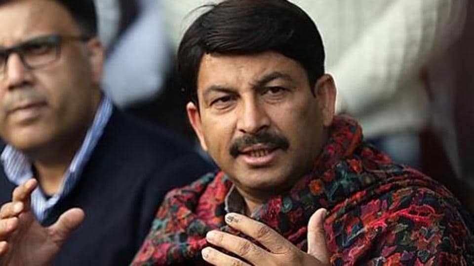 BJP leader Manoj Tiwari has defended playing cricket and said he followed all social distancing measures.
