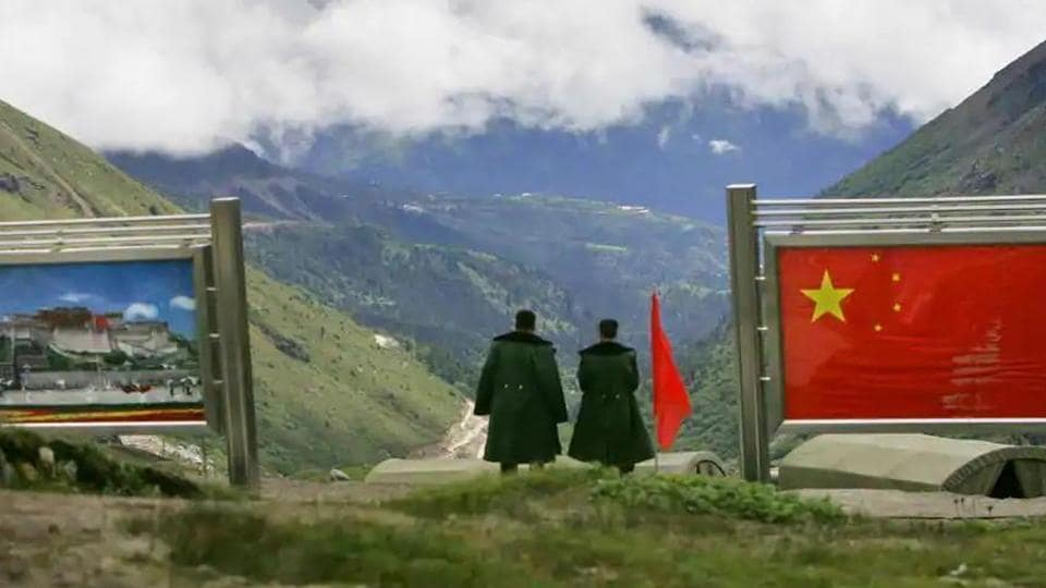 India's position is a reiteration of the stance it adopted during the 73-day standoff at Doklam in 2017, when Indian troops dug in and stood their ground in the face of a rapid mobilisation by the Chinese side. (APfile photo)