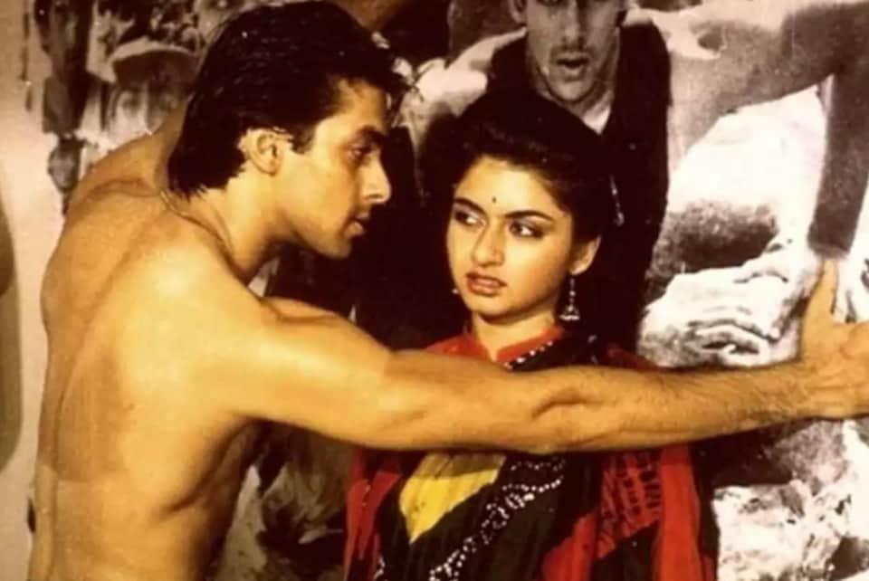 Bhagyashree says a photographer once asked Salman Khan to 'catch and smooch her'. His reply won her over