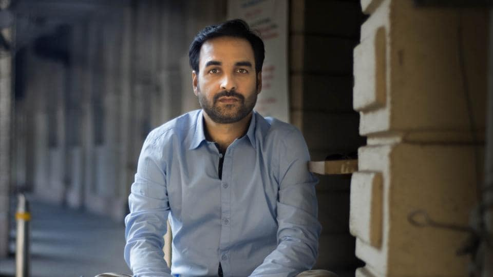 Pankaj Tripathi feels grateful that he has done web shows that are keeping people entertained in these difficult times.