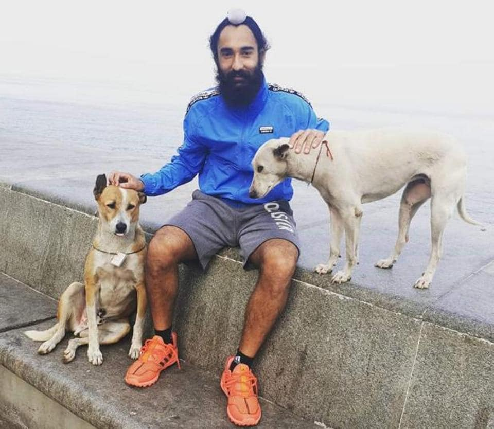 Sharing his pictures with stray dogs on his Facebook account has encouraged his friends to also contribute to his efforts, says Kular