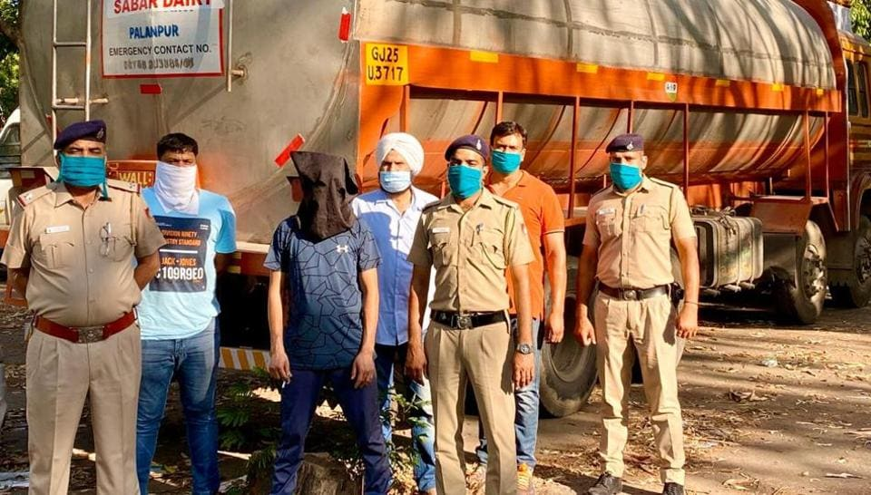 Day after liquor seizure from milk tanker, Chandigarh distillery put on notice