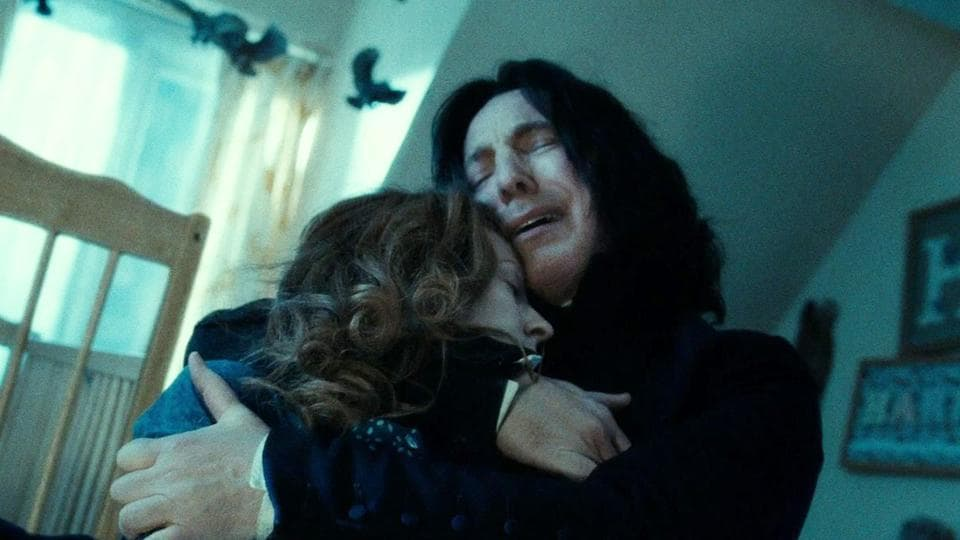 Alan Rickman was about to quit the Harry Potter series, then JK Rowling told him a secret about Snape