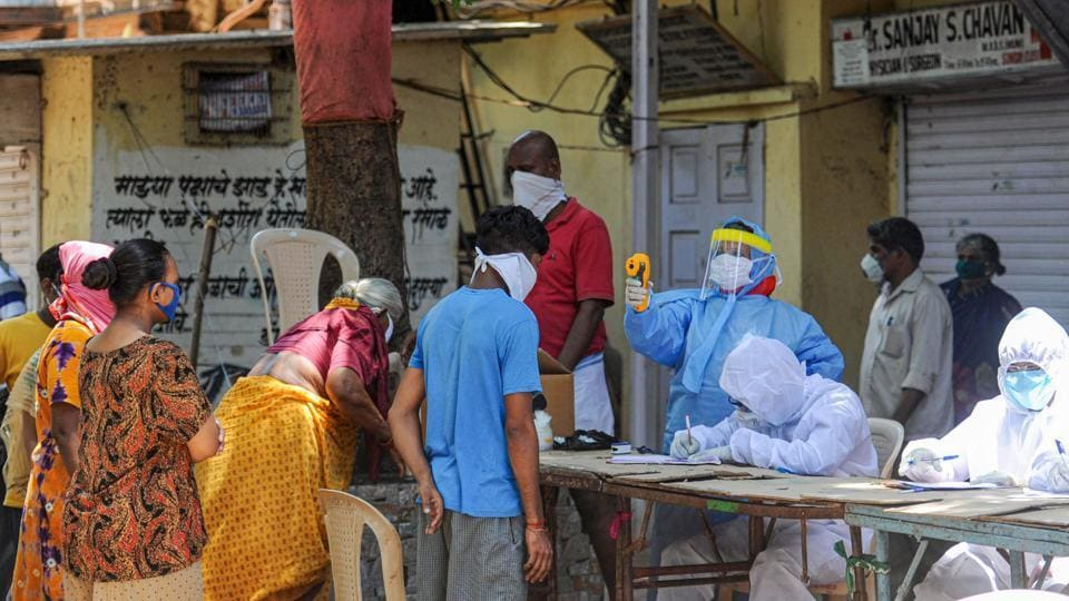 One in every five Covid-19 cases in India can be traced back to the city, while one of the four people who have died nationally has been a Mumbai resident.