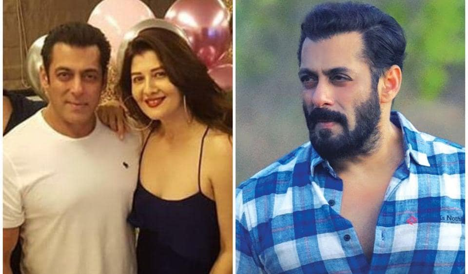 Salman Khan and Sangeeta Bijlani dated for almost a decade, back in the day.